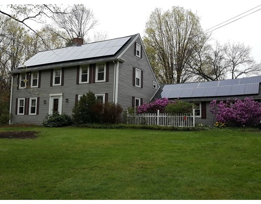 Single Family Home for Sale at 117 Batchelor Street Granby, 01033 United States