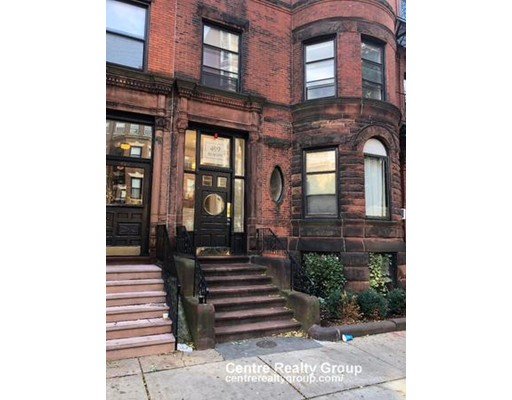 Single Family Home for Rent at 499 Beacon Street Boston, 02215 United States