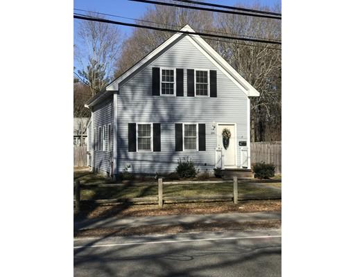 Maison unifamiliale pour l Vente à 166 Union Street 166 Union Street Holbrook, Massachusetts 02343 États-Unis
