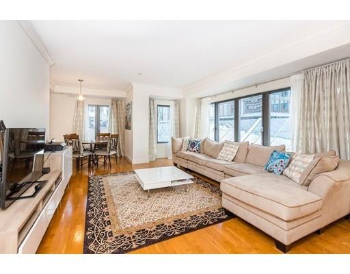 共管式独立产权公寓 为 销售 在 778 Boylston 波士顿, 马萨诸塞州 02116 美国