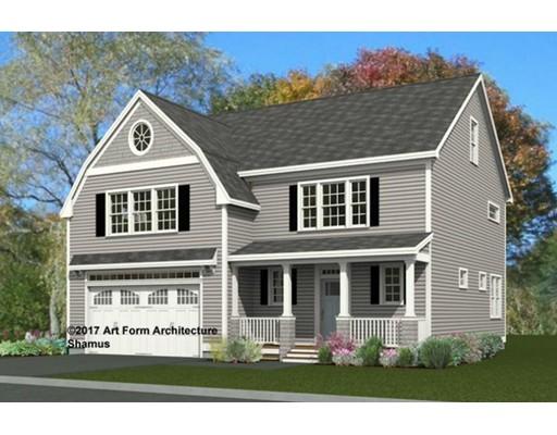 واحد منزل الأسرة للـ Sale في 17 Kayla Lane 17 Kayla Lane Acton, Massachusetts 01720 United States