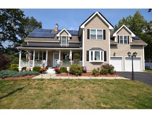 واحد منزل الأسرة للـ Sale في 2030 Oak Street 2030 Oak Street Palmer, Massachusetts 01080 United States