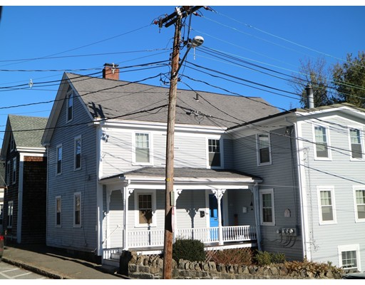 Condominium for Sale at 2 Commercial Street Marblehead, Massachusetts 01945 United States