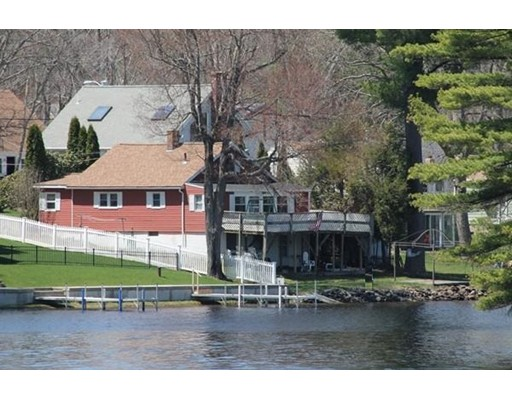 Single Family Home for Sale at 31 Lakeview Drive Spencer, Massachusetts 01562 United States