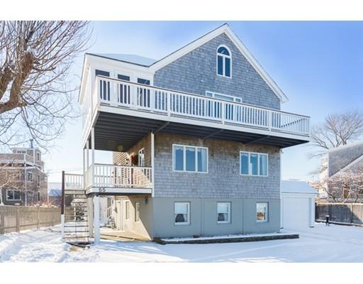 Casa Unifamiliar por un Venta en 55 Reservation 55 Reservation Newburyport, Massachusetts 01950 Estados Unidos