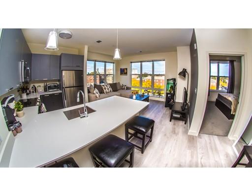 共管式独立产权公寓 为 出租 在 21 chestnut #605 21 chestnut #605 昆西, 马萨诸塞州 02169 美国