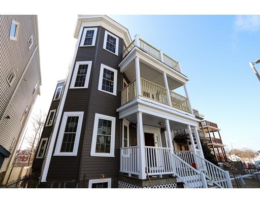 独户住宅 为 出租 在 40 Wayland 波士顿, 马萨诸塞州 02125 美国