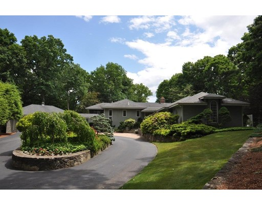 Single Family Home for Sale at 116 Farm Road Sherborn, 01770 United States