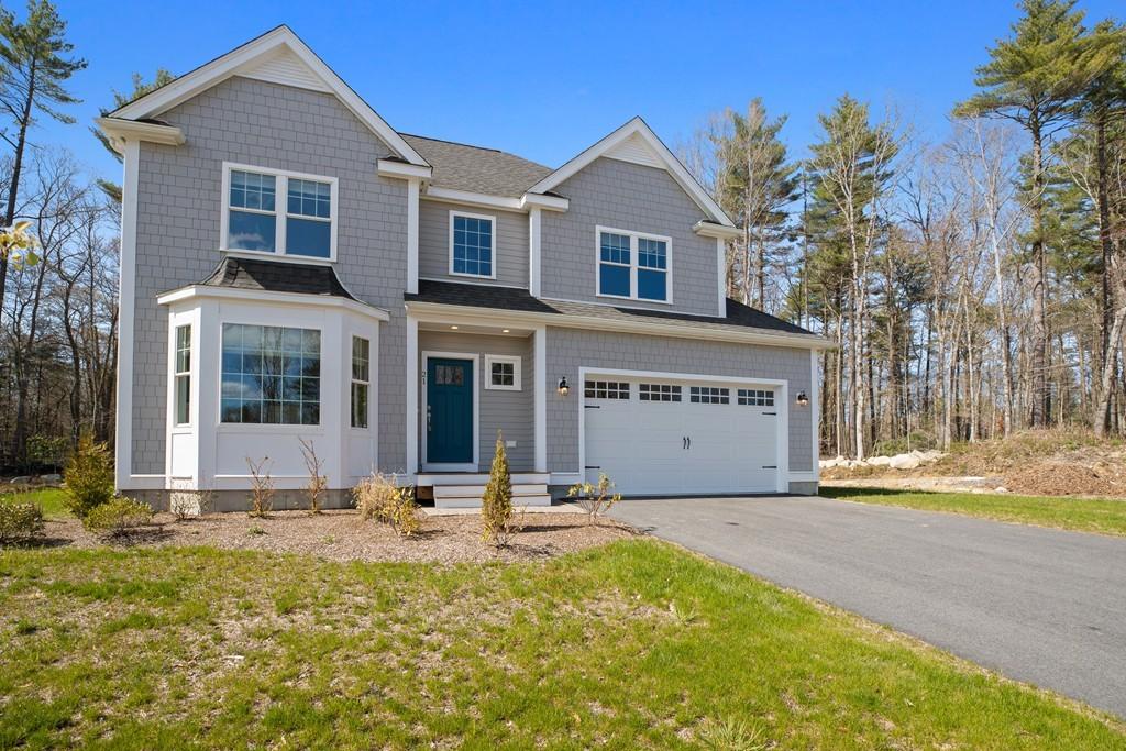 21 Hillcrest Circle Unit Lot8, Norwell, Massachusetts