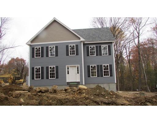 Maison unifamiliale pour l Vente à 180 Turnpike Road 180 Turnpike Road Ashby, Massachusetts 01431 États-Unis