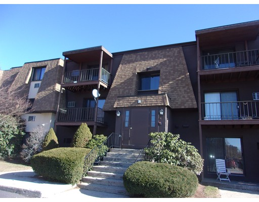 Condominium for Sale at 491 W Central Street Franklin, Massachusetts 02038 United States
