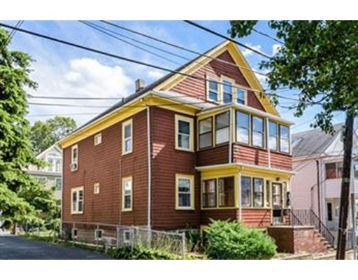 Single Family Home for Rent at 73 Lowell Street Somerville, 02143 United States