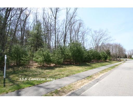 土地,用地 为 销售 在 115 Cameron Way Rehoboth, 马萨诸塞州 02769 美国