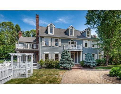 Casa Unifamiliar por un Alquiler en 193 Rice Road 193 Rice Road Wayland, Massachusetts 01778 Estados Unidos