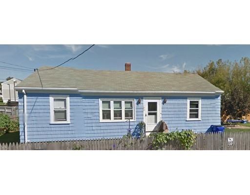 Single Family Home for Sale at 380 London Street 380 London Street Fall River, Massachusetts 02723 United States