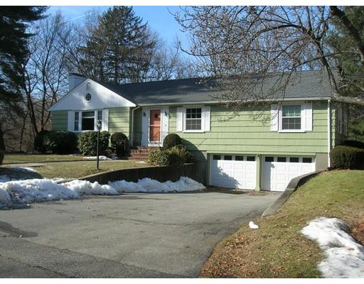 Maison unifamiliale pour l à louer à 5 Diehl Road #5 5 Diehl Road #5 Lexington, Massachusetts 02420 États-Unis