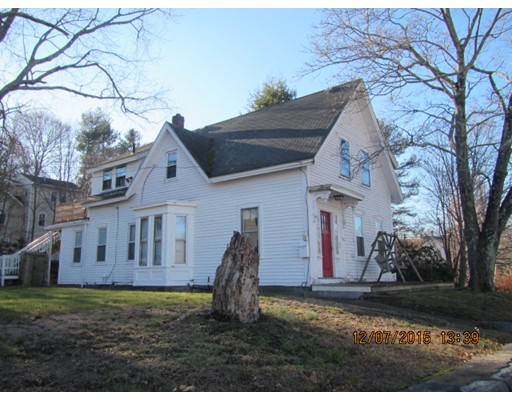 Multi-Family Home for Sale at 651 Broad Street Weymouth, Massachusetts 02189 United States