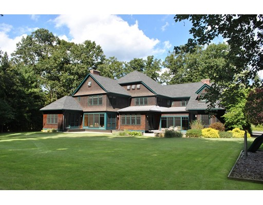 Single Family Home for Sale at 60 Oak Road 60 Oak Road Concord, Massachusetts 01742 United States