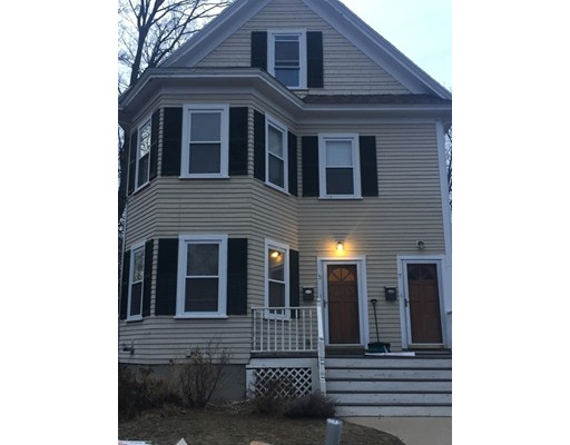 Single Family Home for Rent at 5 Chapman Avenue Andover, Massachusetts 01810 United States
