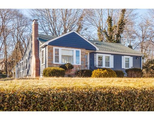 Частный односемейный дом для того Аренда на 31 School Street 31 School Street Milton, Массачусетс 02186 Соединенные Штаты