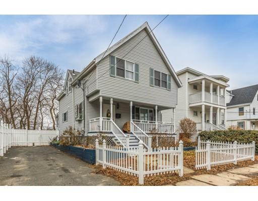 Single Family Home for Sale at 13 calumet Street 13 calumet Street Peabody, Massachusetts 01960 United States
