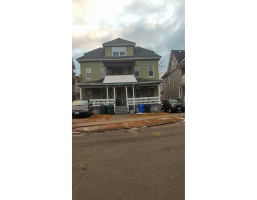 Multi-Family Home for Sale at 69 Kenwood Park Springfield, Massachusetts 01108 United States