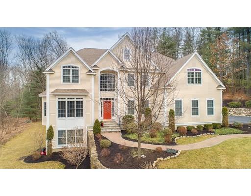 Maison unifamiliale pour l Vente à 28 Trefry Lane 28 Trefry Lane Stow, Massachusetts 01775 États-Unis