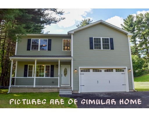 واحد منزل الأسرة للـ Sale في Traaack Traaack Tolland, Massachusetts 01034 United States