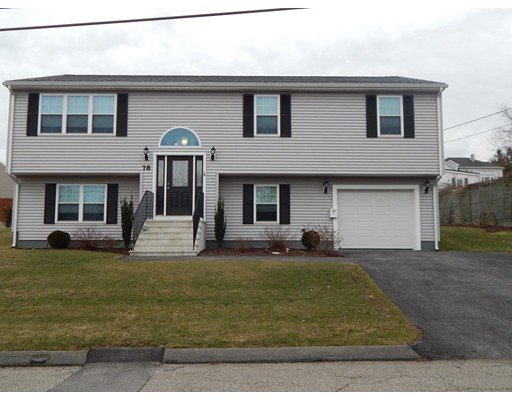 Single Family Home for Sale at 78 Woodward Street 78 Woodward Street Fall River, Massachusetts 02724 United States