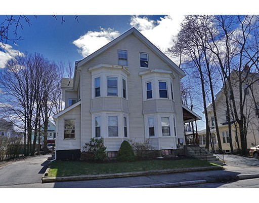 Single Family Home for Rent at 85 Brown Street Waltham, Massachusetts 02453 United States