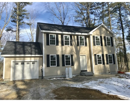 Single Family Home for Sale at 91 Century Mill Road 91 Century Mill Road Bolton, Massachusetts 01740 United States