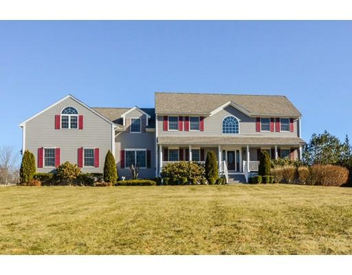 Maison unifamiliale pour l Vente à 55 Brooks Road 55 Brooks Road Paxton, Massachusetts 01612 États-Unis