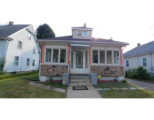 Casa Unifamiliar por un Venta en 36 Barber Street Springfield, Massachusetts 01109 Estados Unidos