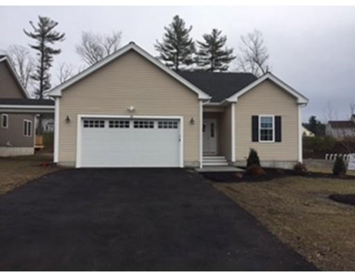 Частный односемейный дом для того Продажа на 61 Compass Circle 61 Compass Circle Boylston, Массачусетс 01505 Соединенные Штаты