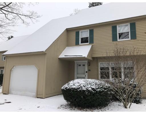 Appartement en copropriété pour l Vente à 14 Waterford Drive 14 Waterford Drive Worcester, Massachusetts 01602 États-Unis