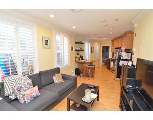 共管式独立产权公寓 为 出租 在 101 Prince St #6 101 Prince St #6 波士顿, 马萨诸塞州 02113 美国