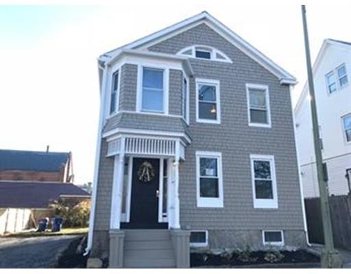 Apartamento por un Alquiler en 240 Middle St #1 240 Middle St #1 New Bedford, Massachusetts 02740 Estados Unidos