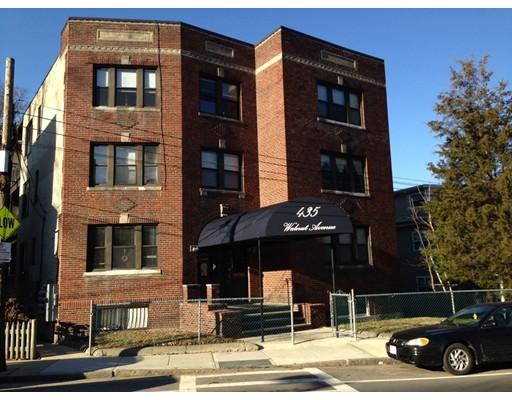 Appartement pour l à louer à 435 Walnut Ave. #1 435 Walnut Ave. #1 Boston, Massachusetts 02119 États-Unis