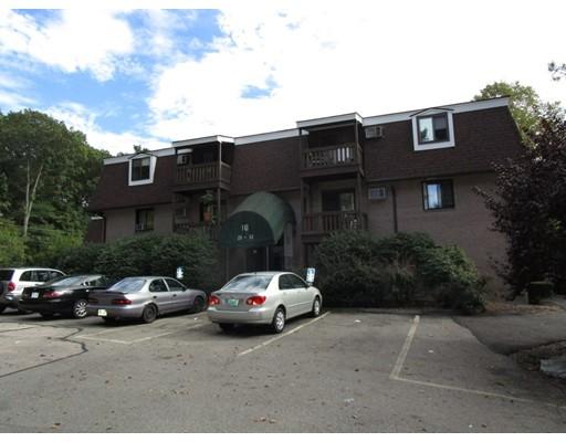 共管式独立产权公寓 为 销售 在 16 Erick Rd #35 16 Erick Rd #35 Mansfield, 马萨诸塞州 02048 美国