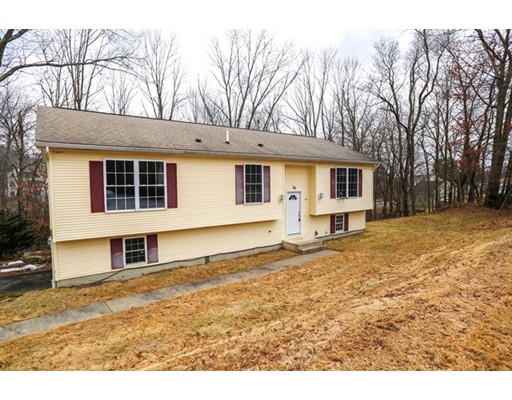 Single Family Home for Sale at 10 Charlton Road 10 Charlton Road Dudley, Massachusetts 01571 United States