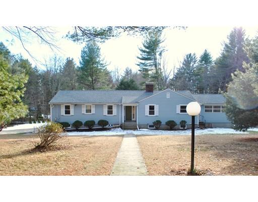Casa Unifamiliar por un Alquiler en 21 Hillside Road 21 Hillside Road Lincoln, Massachusetts 01773 Estados Unidos