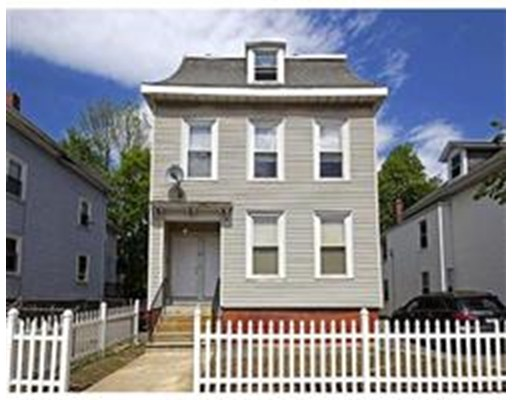 Single Family Home for Rent at 23 Marcella Street Boston, Massachusetts 02119 United States