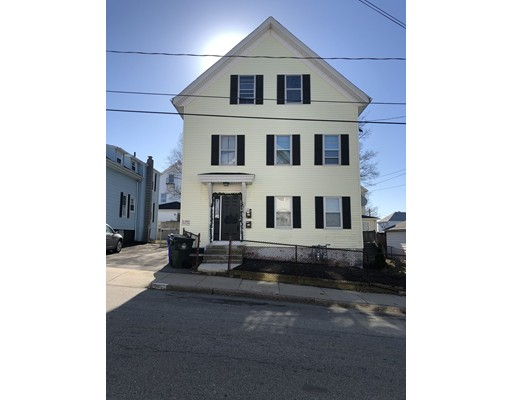 Multi-Family Home for Sale at 477 Palmer Street 477 Palmer Street Fall River, Massachusetts 02721 United States