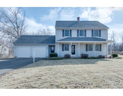 واحد منزل الأسرة للـ Sale في 373 Rondeau Street 373 Rondeau Street Palmer, Massachusetts 01069 United States