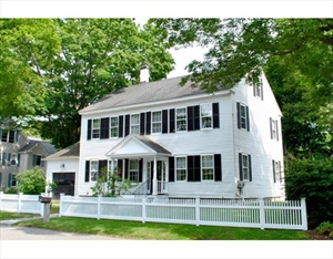 25 Middle Street  is a similar property to 7 Nimrod Dr  Concord Ma