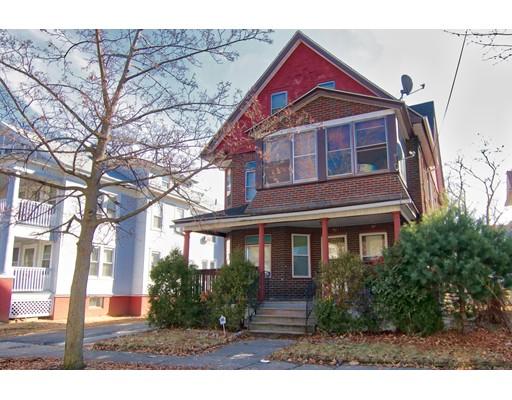 多户住宅 为 销售 在 47 Walden Street Springfield, 马萨诸塞州 01108 美国