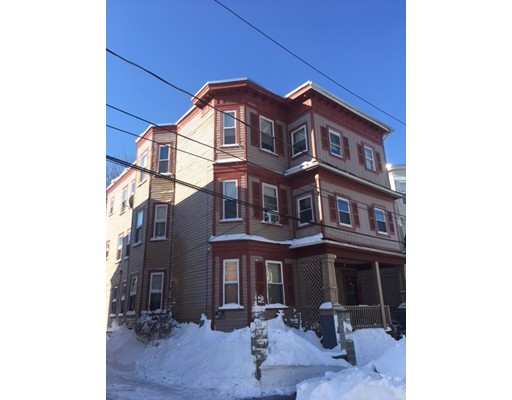 Single Family Home for Rent at 12 Elmhurst Street Boston, 02124 United States
