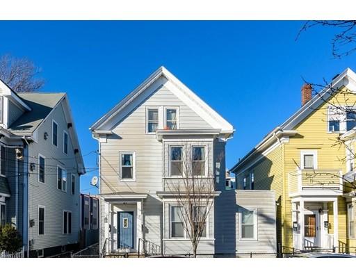 Maison accolée pour l à louer à 21 Lake St. #2 21 Lake St. #2 Somerville, Massachusetts 02143 États-Unis