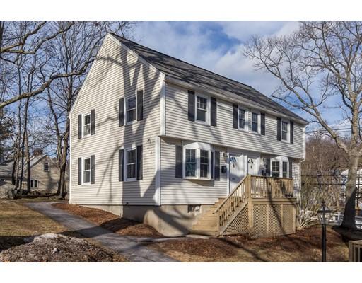 Condominio por un Venta en 484 Summer St #484 484 Summer St #484 Arlington, Massachusetts 02474 Estados Unidos