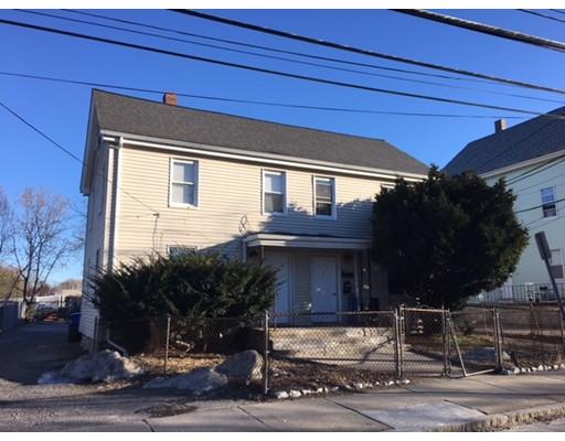 Multi-Family Home for Sale at 172 NEWTON STREET 172 NEWTON STREET Waltham, Massachusetts 02453 United States